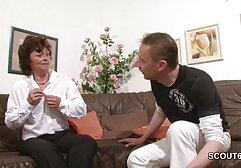 MILF videos eroticos clasicos pelirroja dio un punto para evitar el divorcio, marido joven,