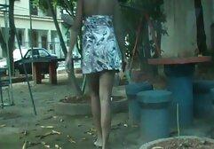 disfrute videos clasicos italianos xxx de creampie, joven modelo, tiene crema en el parque.